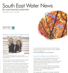 South East Water News